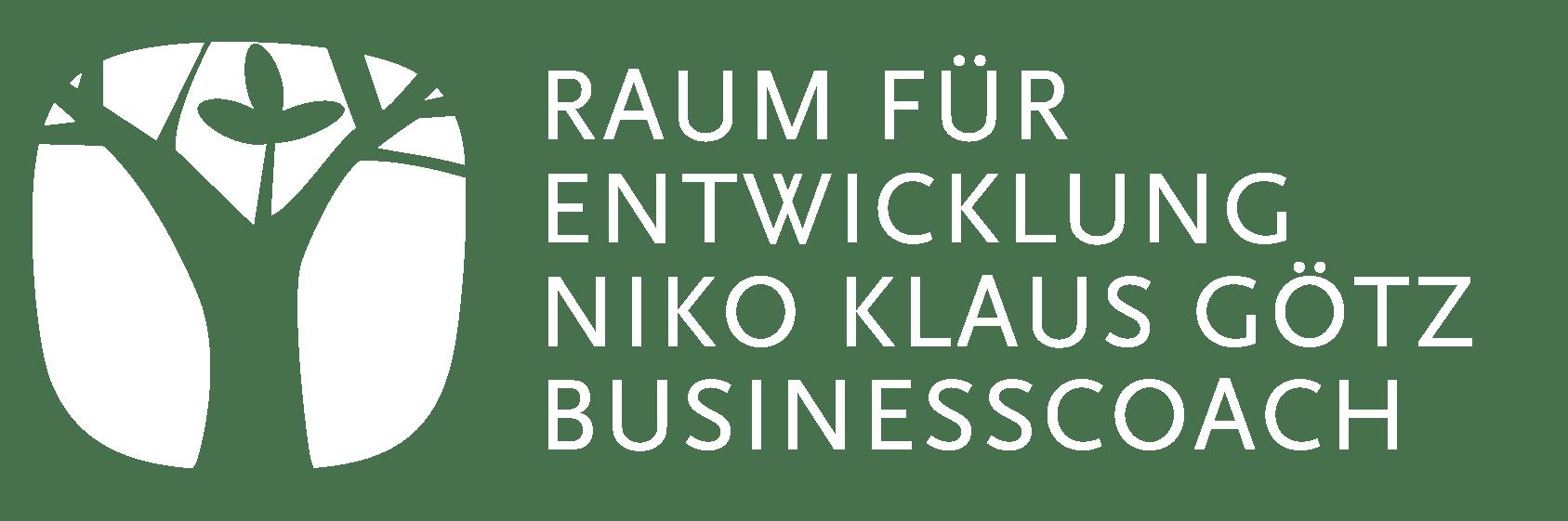 Raum für Entwicklung - Niko Klaus Götz - Businesscoach